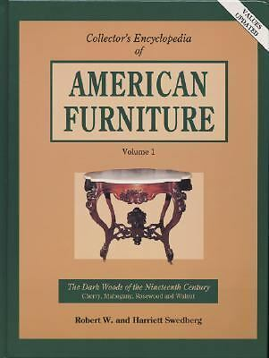 NEW Encyclopedia of American Furniture: The Dark Woods of the Nineteenth Century