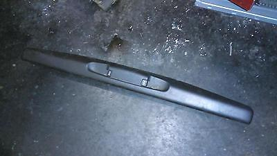 Porsche Boxster Front Door Switches + trim sill, Hood and Trunk Release,  2001
