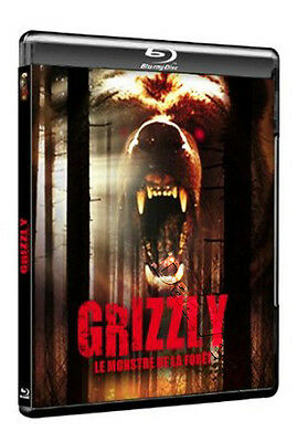 Grizzly NEW Classic Blu-Ray Disc William Girdler Christopher George Andrew Prine