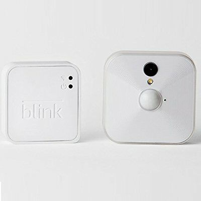 Blink Home Security Camera kit with  HD Video, Motion Detection, Cloud Storage