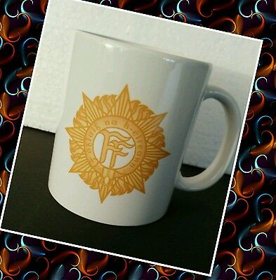 Irish army collector memorabilia sublimation printed mugs