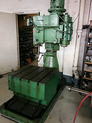 JOST Radial Drill Press - Chuck Included