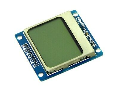 Nokia 5110 LCD Module 3-5V Operation 1.6