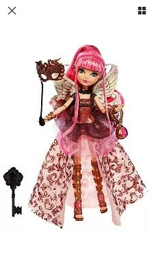EVER AFTER HIGH THRONECOMING C.A. CUPID DOLL BY MATTEL BNIb