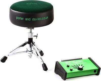 Porter & Davies BC Gigster Drum Throne - Round Seat (Open Box)