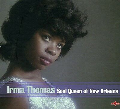 Soul Queen Of New Orleans - 2 DISC SET - Irma Thomas (2011, CD NEUF)