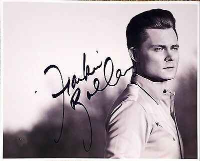 FRANKIE BALLARD Signed Autographed 8x10 Photo w/COA Country Music Singer