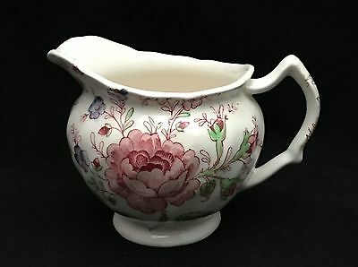 Vintage Johnson Bros. Rose Chintz Creamer England