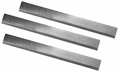 POWERTEC 148020 6-1/8-Inch HSS Jointer Knives for Ridgid JP0610 Set of 3