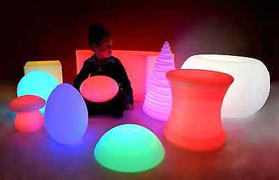 Light Up Furniture Mood Lighting With Remote Control Relaxing Rechargeable Items