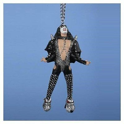KISS Demon Gene Simmons Figure Ornament