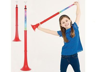 pBuzz Plastic Musical Instrument Red