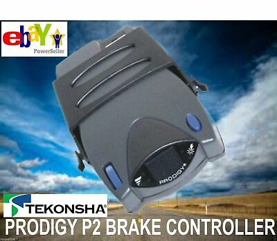 Tekonsha Prodigy Electric P2 Brake Controller Boat Towing Accessories Trailer