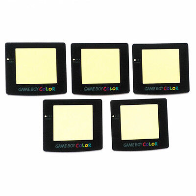 5 Pieces Replacement Screen Lens For Gameboy Color Game Boy GBC