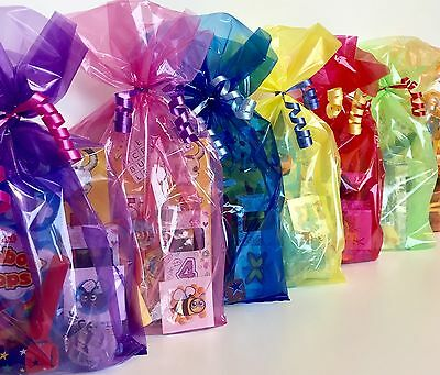 20 X Children Pre filled Party Bags Unisex Birthday Wedding Gifts Favour