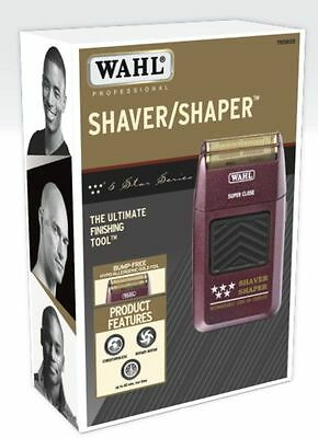 New Wahl 5 Star Bump Free Shaver / Shaper - 8061-100