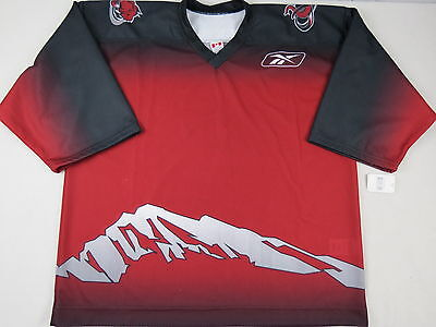 New! Reebok Team Issued Colorado Mammoth NLL Pro Stock Lacrosse Game Jersey 56
