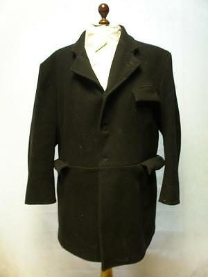 "*vintage Pytchley Mears Ltd- Pure New Wool Black Fox Hunting Jacket- 48/50""*"
