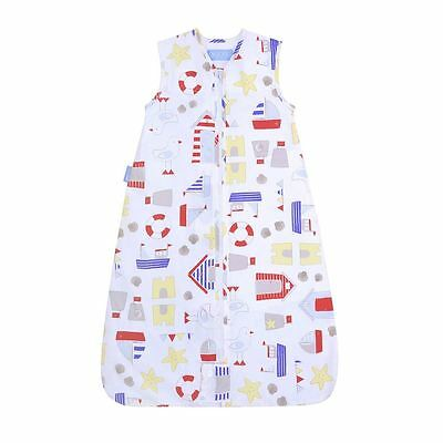 The Gro Company Sandcastle Bay Travel Grobag Baby Sleeping Bag - 6-18m 0.5 Tog
