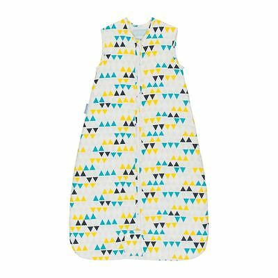 The Gro Company - Zig Zag Baby Travel Grobag Sleeping Bag Sack - 2.5 Tog, 6-18m