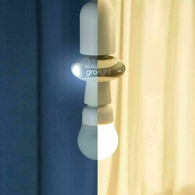 The Gro Company Grolight 2-in-1 Baby Kids Night Light Bayonet Fitting - UK & AUS
