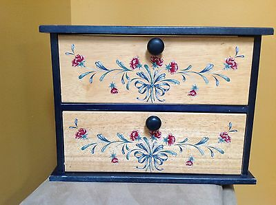 Lenox Poppies on Blue Wooden Spice Rack with Jars