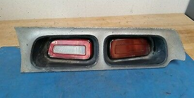 1972 1973 1974 Dodge Challenger RH TailLight Assembly #3587320 MOPAR Original