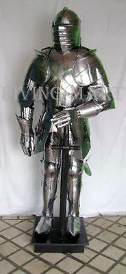 Medieval Wearable Suit of Armor  Combat Full Suit Armour With Sword