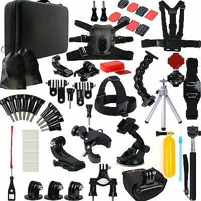 UK New Dog Fetch Harness Monopod Mount For GoPro Hero 4 3+ 2 5 3 Accessories