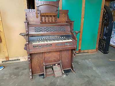 Piano Cornish Washington Pump Organ