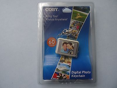 Coby Digital Phot Keychain Pd-151 **comes With Black & White Color**