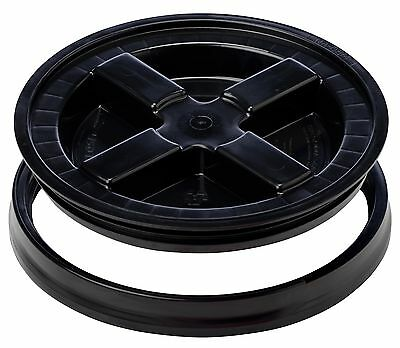 Gamma Seal Lid Black
