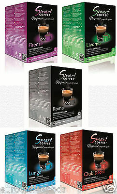 50 x Nespresso Compatible Coffee Capsules. 5 Blends to Choose From