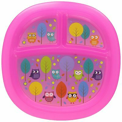 Munchkin Toddler Plate Multi (colors may vary)