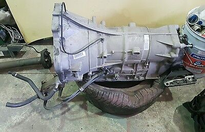 Ford FG MkII Falcon G6 ZF 6 Speed Auto Automatic Transmission Gearbox