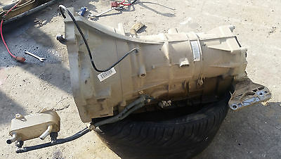 Ford BF Falcon Fairmont Ghia XR6 ZF 6 Speed Auto Automatic Transmission Gearbox
