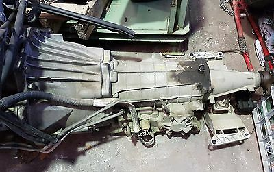 Ford BA Falcon Fairmont Ghia XR6 4 Speed Auto Automatic Transmission Gearbox