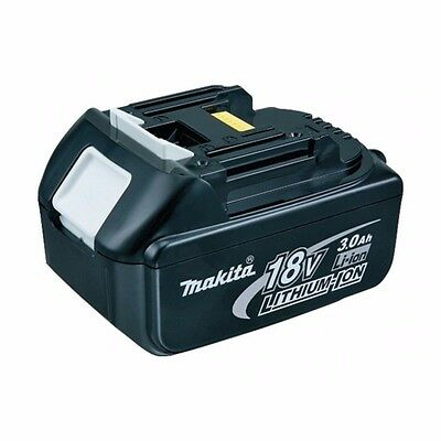 Makita  3Amp Makita Battery   Bl1830   Genuine  New  Makita .......free Delivery