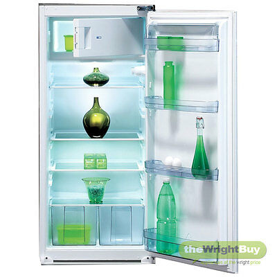 Baumatic BR201.5 | Integrated Built In Column Fridge with Ice Box