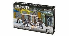 Mega Bloks Call of Duty Covert Ops Unit Playset