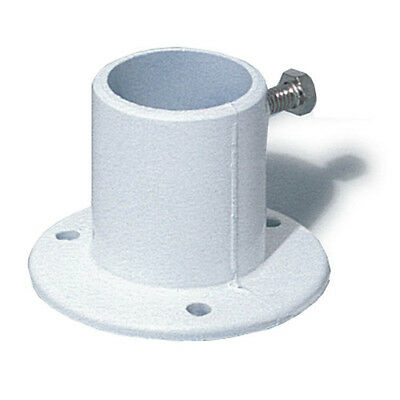 Aluminum Deck Flange for Swimming Pool Ladder - 1.5 in.
