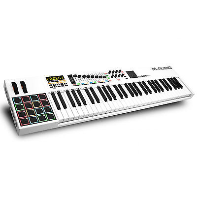 M-Audio Code 61 - USB/MIDI Controller Keyboard