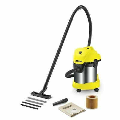 Karcher WD3 Premium Wet Dry Vacuum Cleaner 1400 Watt 1.629-849.0