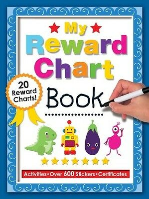 My Reward Chart Book Roger Priddy Very Good Book