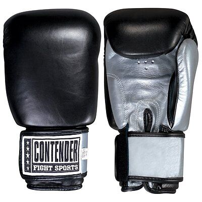 Contender Fight Sports Thai-Style Sparring Gloves, 16-Ounce