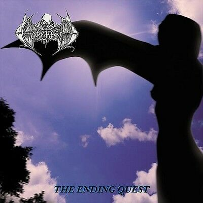 "Gorement ""The Ending Quest"" LP - black vinyl [Mighty Death Metal from Sweden]"