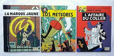 Lot BD - Blake et mortimer 6.8.10 / E.P.JACOBS