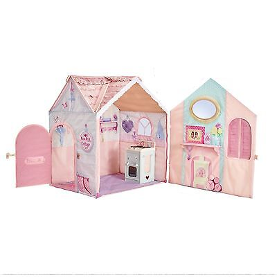 Rose Petal Cottage Playset by Dream Town