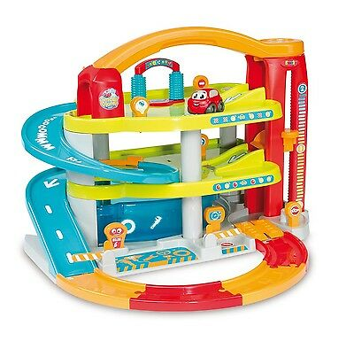Smoby 120401 Planet Grand Garage Toy
