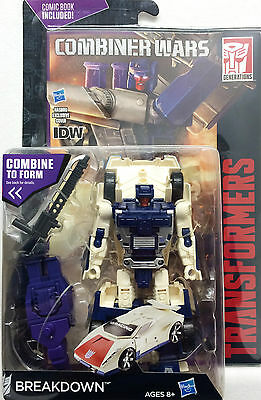 Transformers Generations Combiner Wars BREAKDOWN Figur ca. 16cm